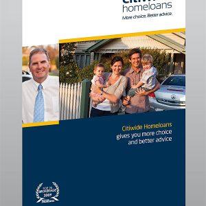 Citiwide Homeloans Folder
